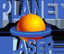Planet Laser | Laser Planet Oakville | laser tag | Laser quest Logo